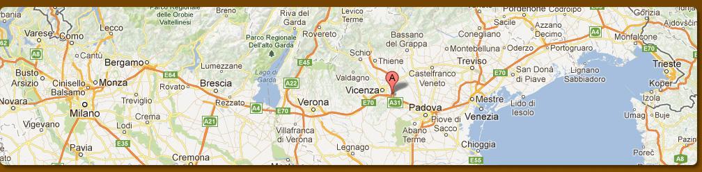 Covolo - Costruzione e vendita reti metalliche Vicenza